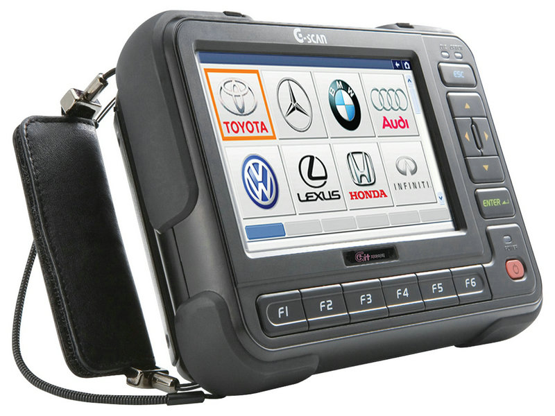 auto diagnosing machine